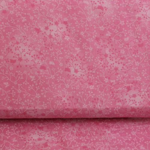 Blender tela rosa, colección blender, telas por metro