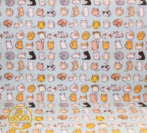 tela gatos online, venta telas gatos, tela gatos