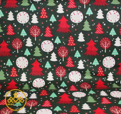 telas patchwork navidad, tela algodón navidad, tela online navidad