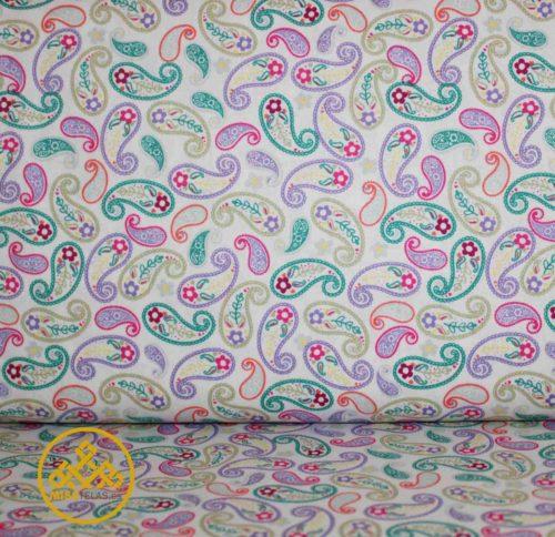 tela patchwork, colección algodón