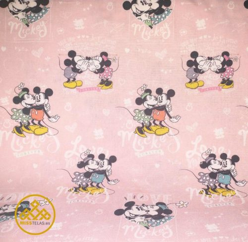 tela disney minnie mickey