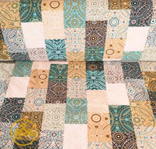 loneta dibujo patchwork