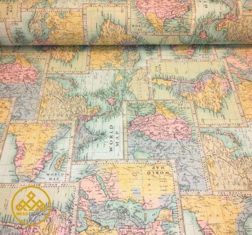 loneta mapa