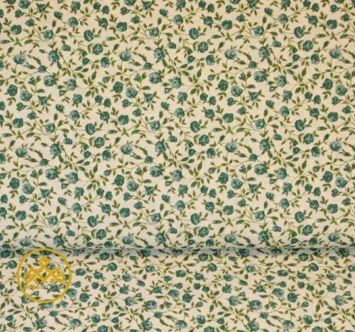 tela algodón vintage