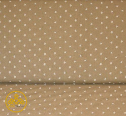 telas algodón estrellas