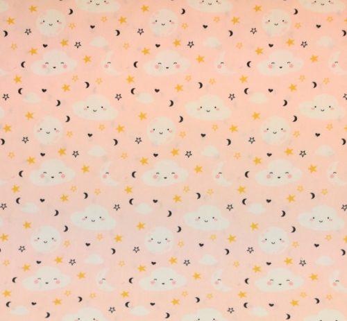 tela algodón infantil