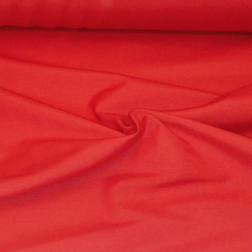 loneta lisa rojo