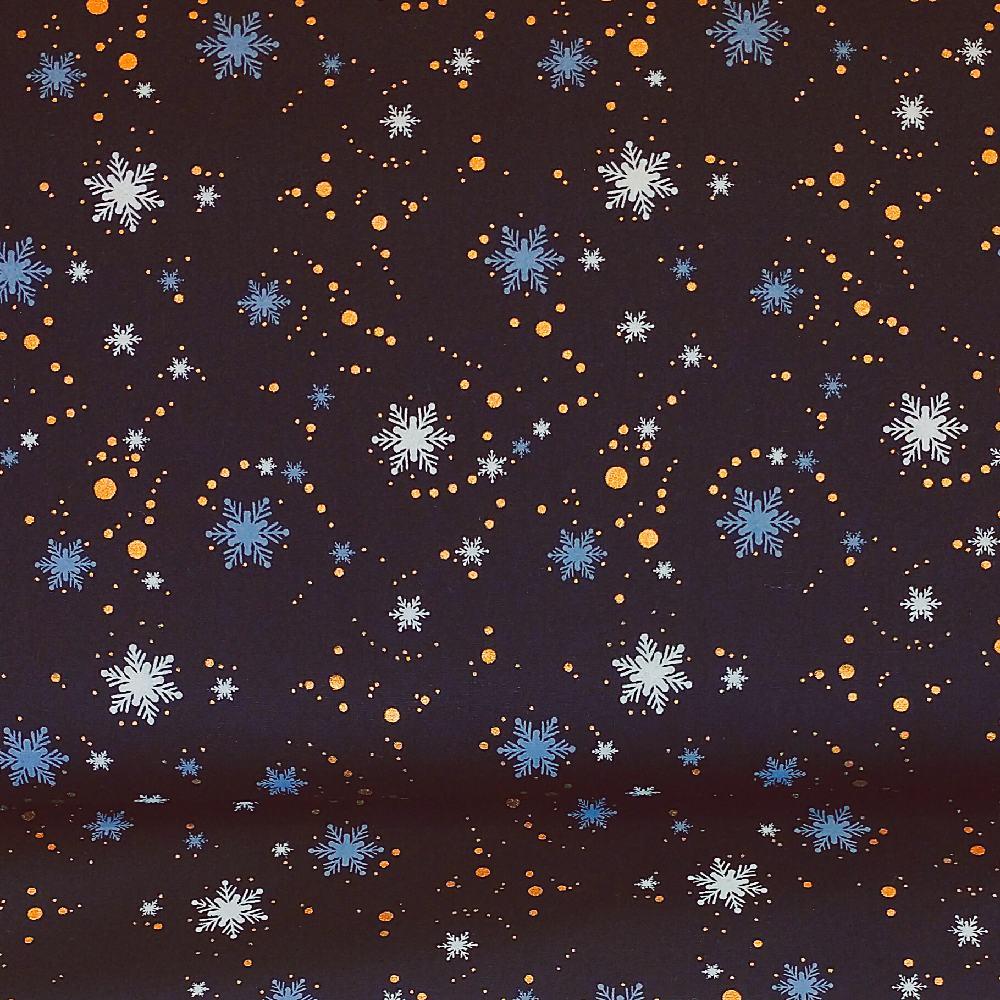 algodón navidad patchwork